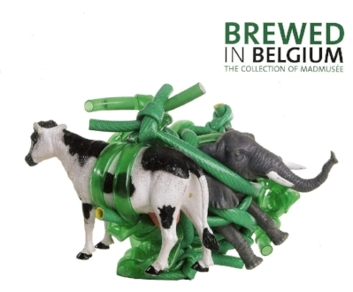 Brewed in Belgium exhibition catalog cover